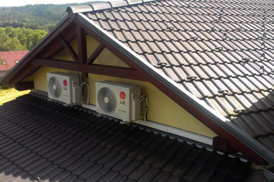 klimatizační jednotky